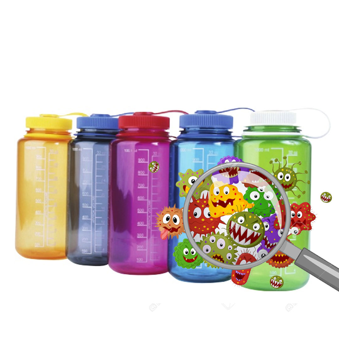 Rutin Mencuci, Awas Bakteri Tersembunyi di Botol Minum Plastik Anda