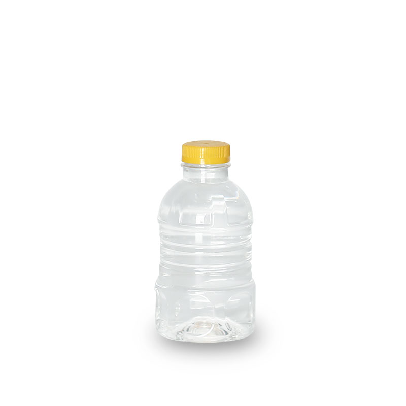botol minuman pet 250 bulat 09103729339