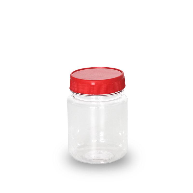 botol selai plastik kecil polos 08031013461